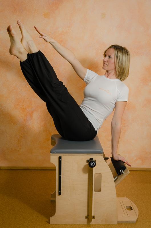 Pilates Geräte